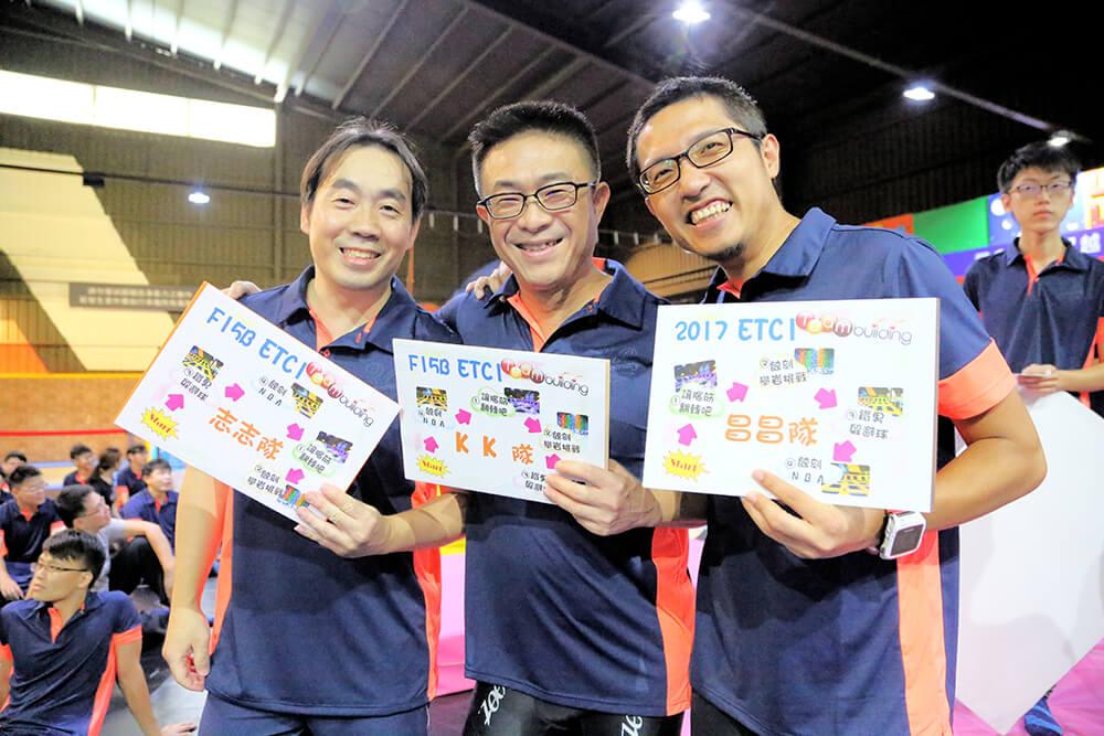凝聚企業團隊力&強化團隊向心力!新奇彈跳紓壓動起來~