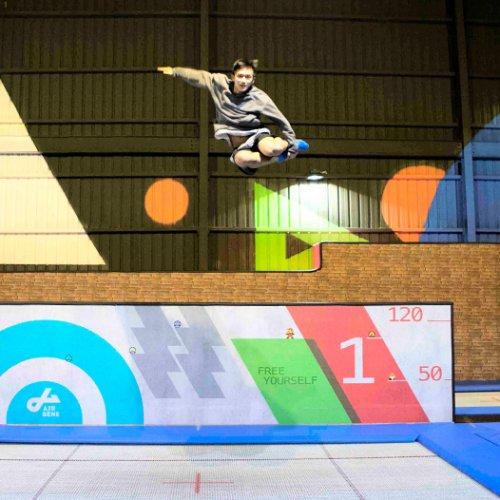 Air-Gene – 瞭解彈跳床運動的風險